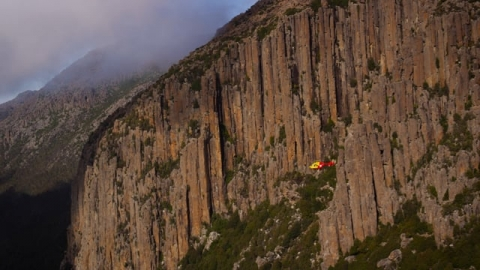 Westpac Rescue Helicopter Tasmania