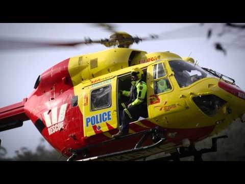 Westpac Rescue Helicopter Tasmania Launch Video