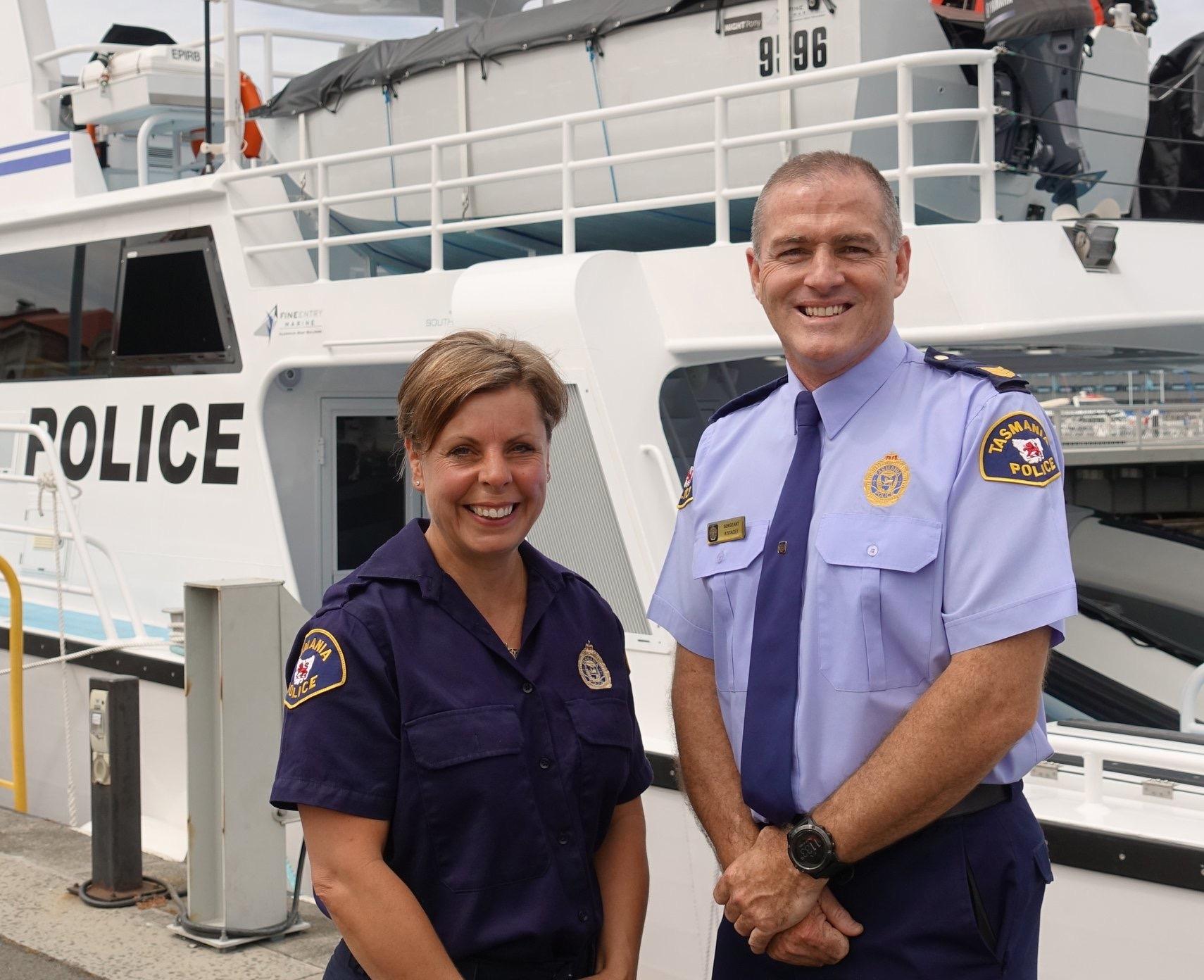 Congratulations Sergeant Stacey